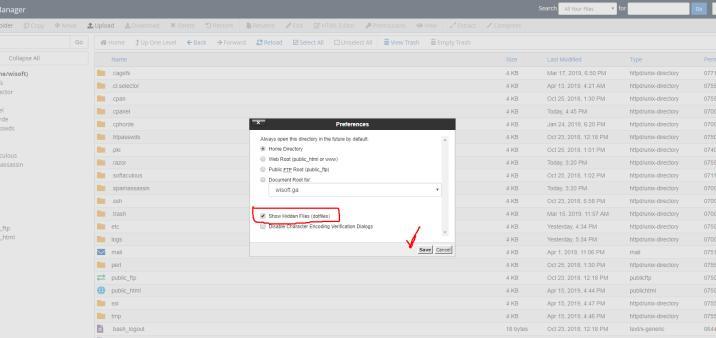 fix 500 internal server error-show hidden file dots files.png